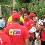 Morales en recorrido