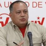 Diosdado Cabello: Nuestra meta es tratar de que la abstención sea lo menos posible.